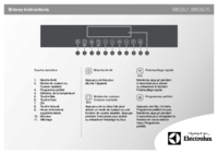 To view the document Electrolux EBCSL70CN Quick Start Guide