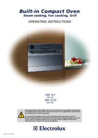 To view the document Electrolux EBCSL70CN User Manual