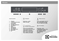 To view the document Electrolux EOB8841WOX Quick Start Guide